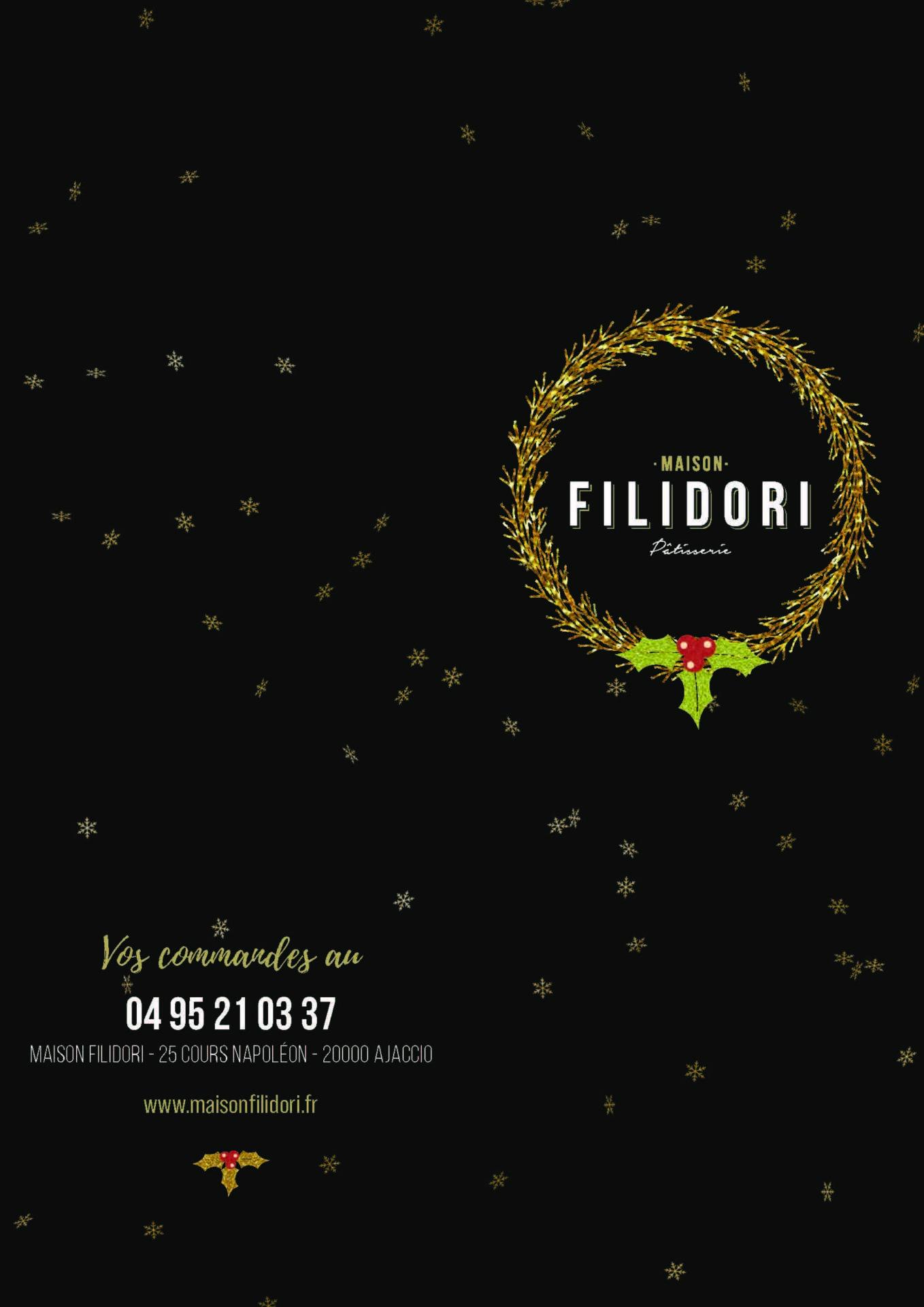 Maison Filidori Offre pour les fetes Ajaccio